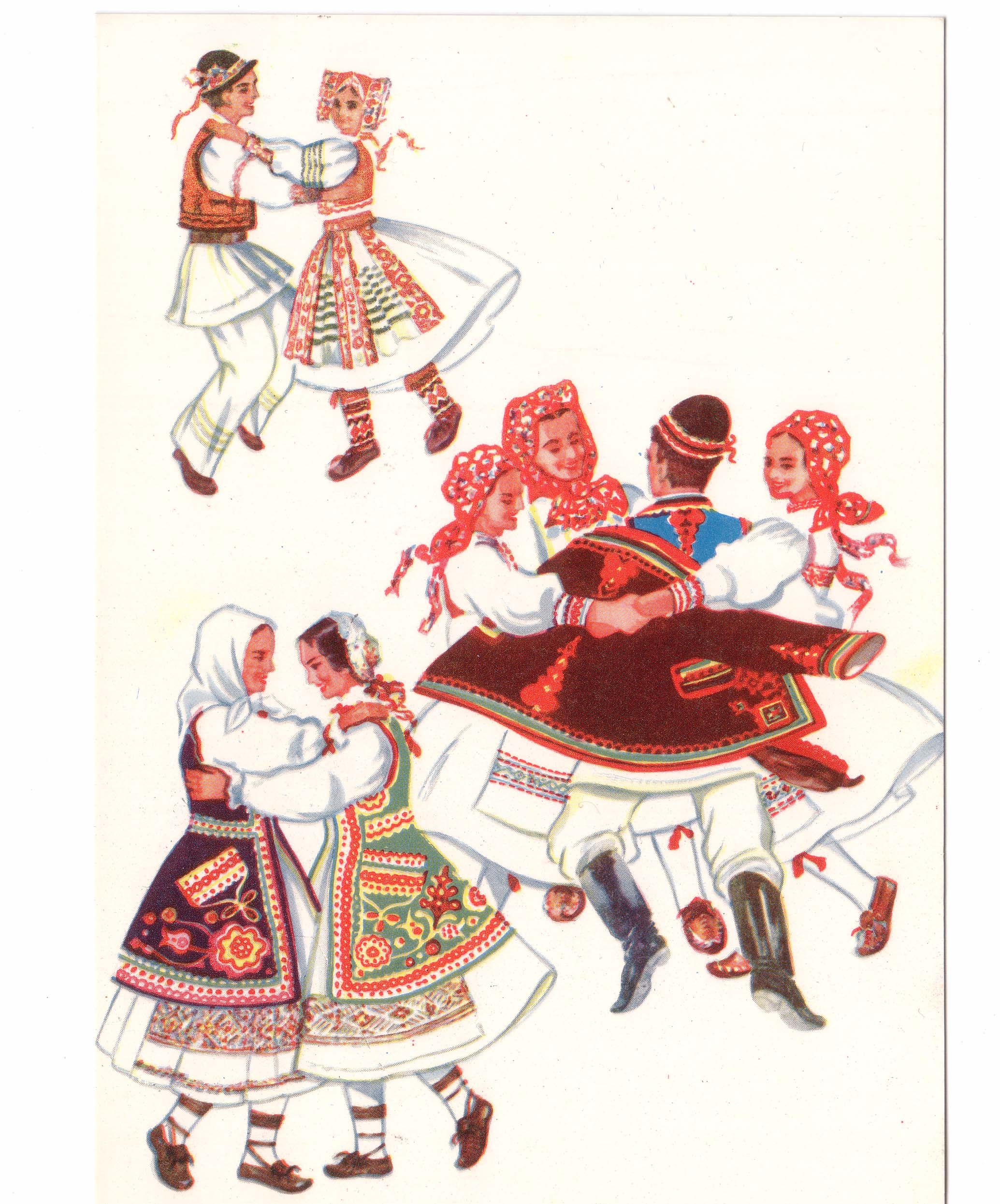 Croatian National Dances