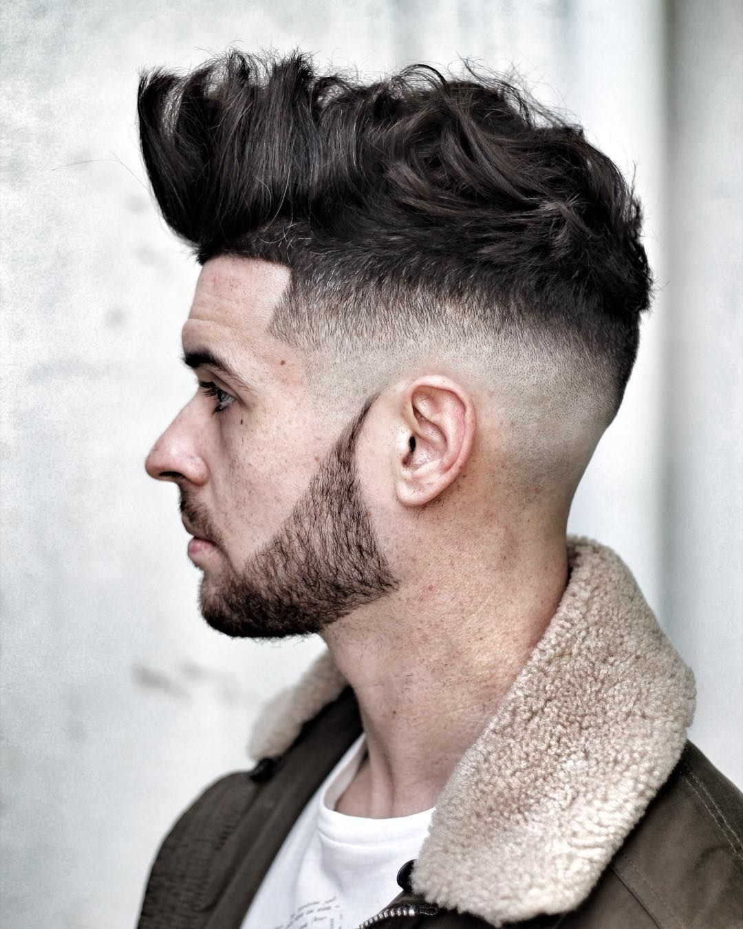 Men's Hair, Haircuts, Fade Haircuts, short, medium, long ...