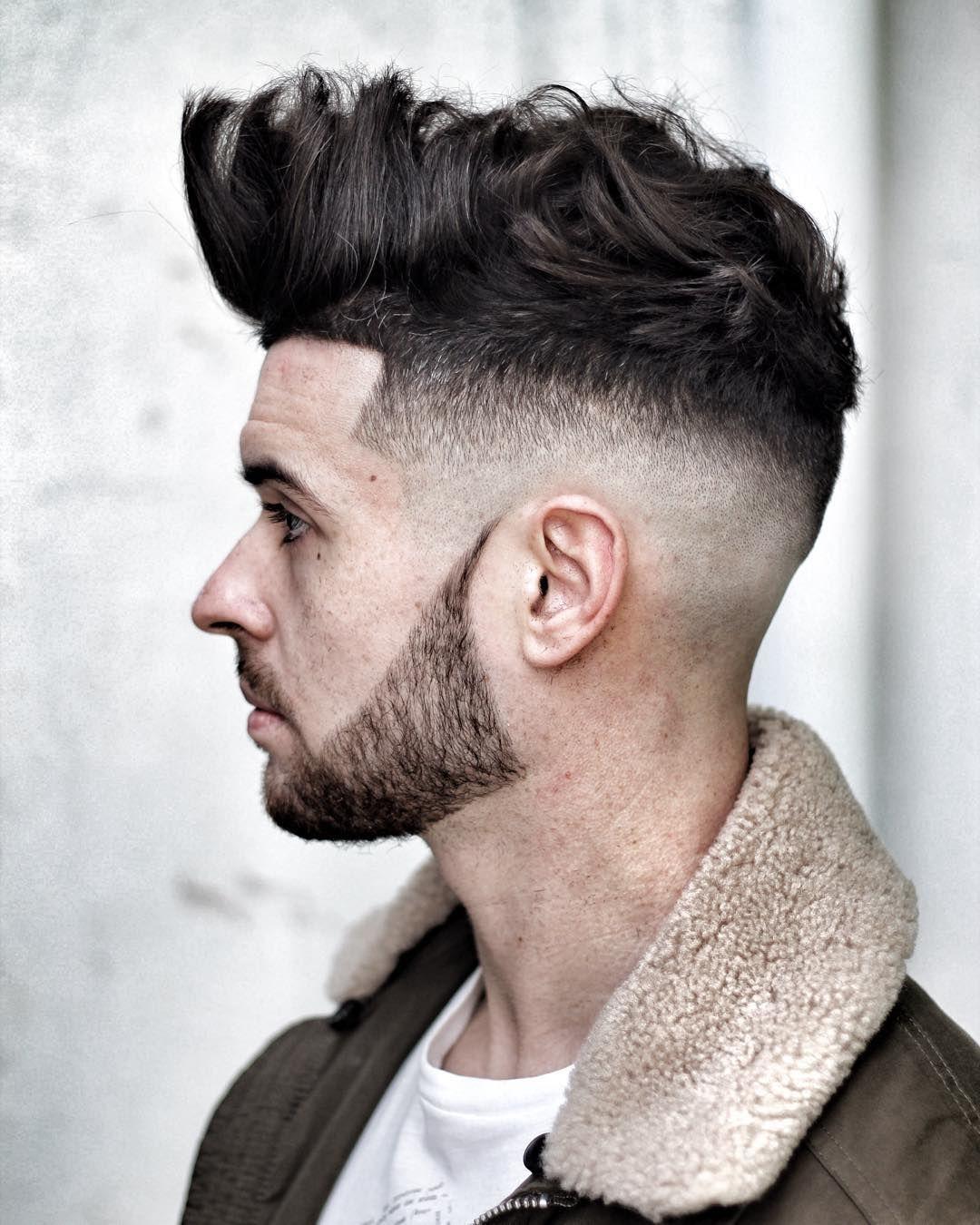 Strange Mens Hair Haircuts Fade Haircuts Short Medium Long Buzzed Hairstyle Inspiration Daily Dogsangcom