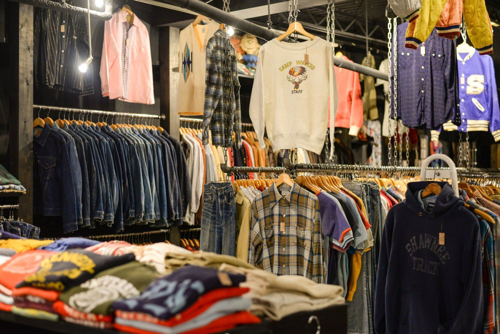 The City Guide To Osaka Vintage Clothes Shop Vintage Clothing Stores Clothing Store