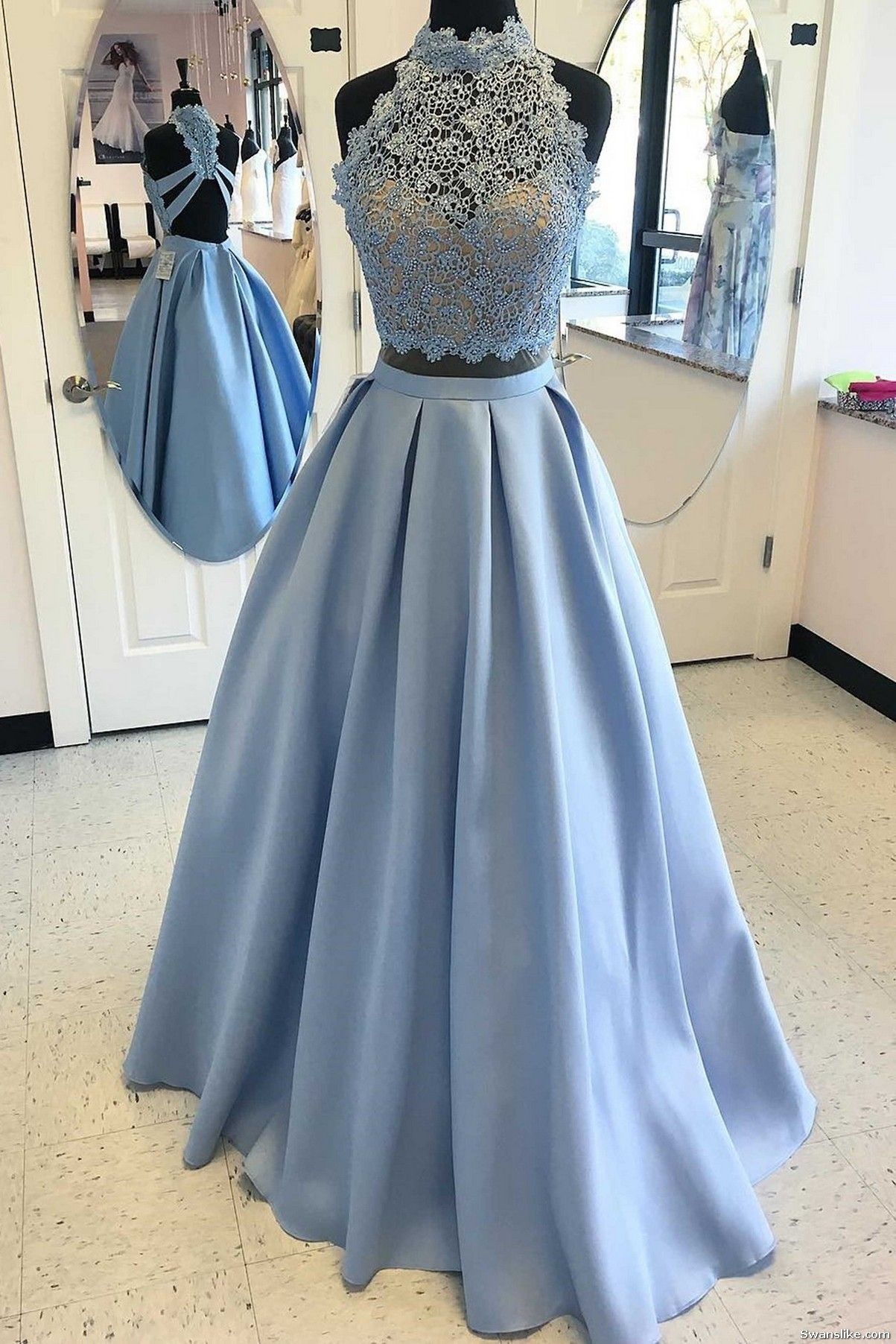 Love prom dresses 2018 lace evening dresses party for Cheap formal dresses for wedding guests