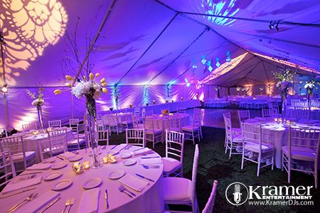 Decorate A Wedding Tent