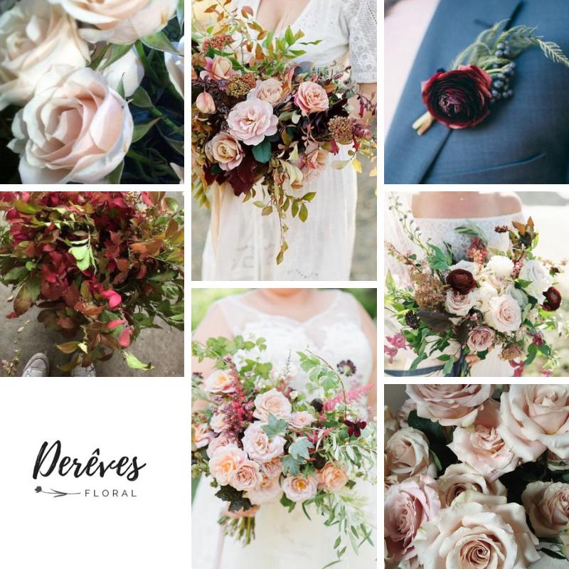 Dereves Floral wedding stylist