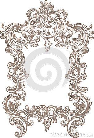 Frame Baroque