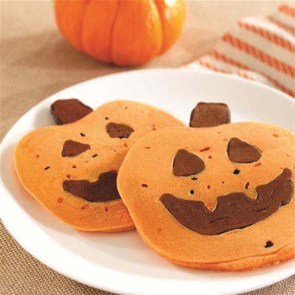 Hungry Jack - Chocolate Halloween Pancakes