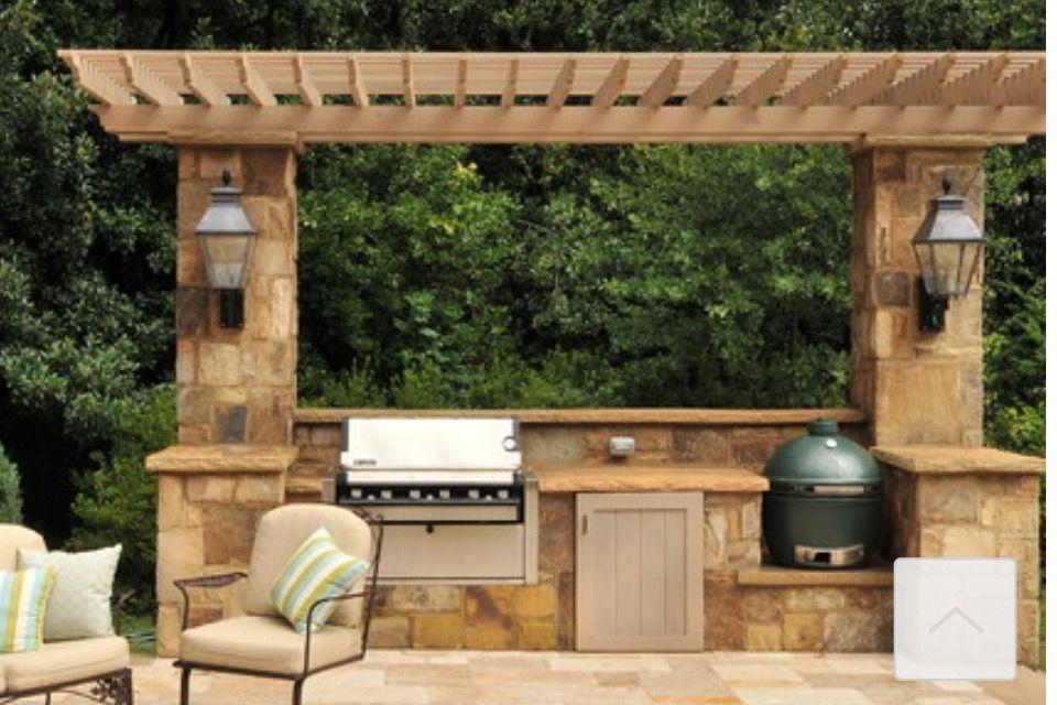 Pin de Lisa Arthur en outdoor living | Pinterest | Asador, Cabo y Rojo