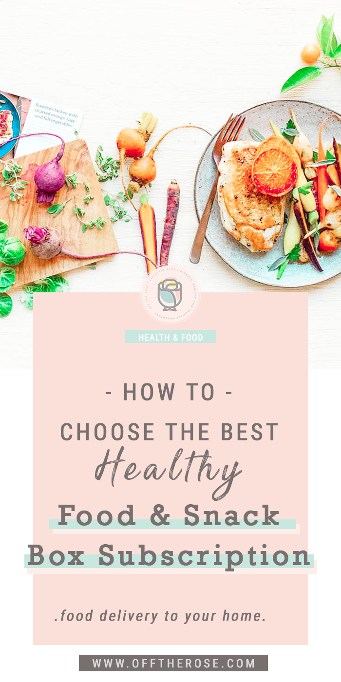 A List Of The Best Healthy Food Box Subscriptions With Home Delivery Gluten Free Vegan Dairy Fr Good Healthy Recipes Food Subscription Box Healthy Recipes