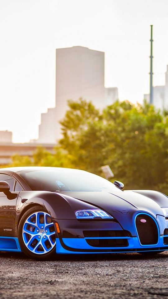 Android HTC Sensation 540x960 Bugatti Wallpapers HD, Desktop