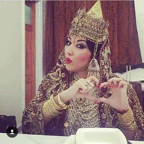 جزائرية تلمسانية Tlm13jou Traditional Outfits Algerian Clothing Fashion