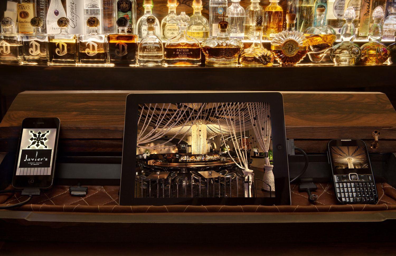 Petermax Co Javier S Aria Hotel Casino Main Bar Phone