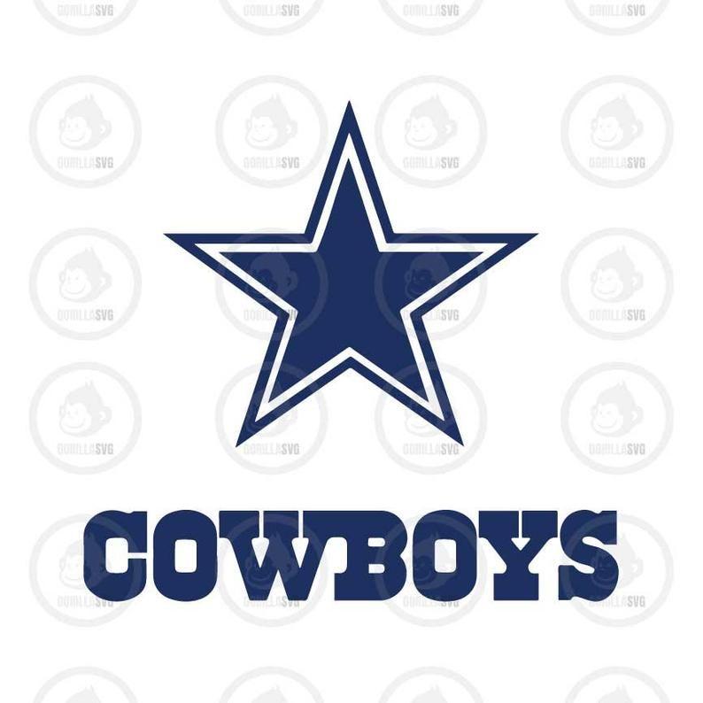 Dallas Cowboys Svg Png Pdf Ai Eps In 2021 Dallas Cowboys Cowboys Dallas Cowboys Star