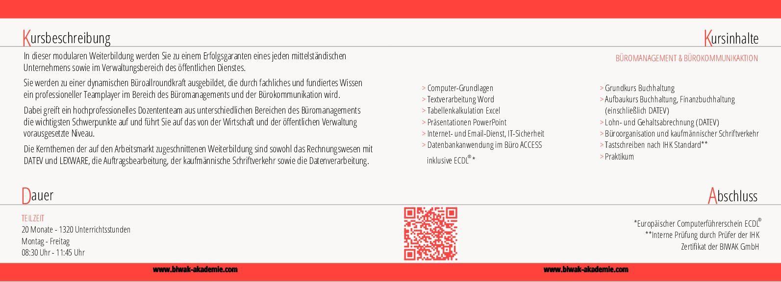 Biwak Weiterbildung In Berlin Mit Bildungsgutschei Weiterbildung In Berlin Umschulungen Weiterbildung Berlin Ausbildung