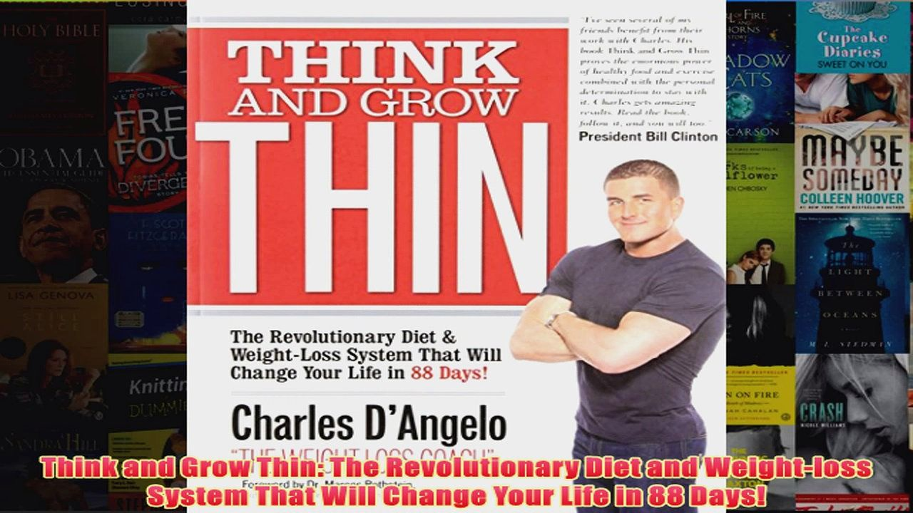 Download PDF Think and Grow Thin The Revolutionary Diet and ...