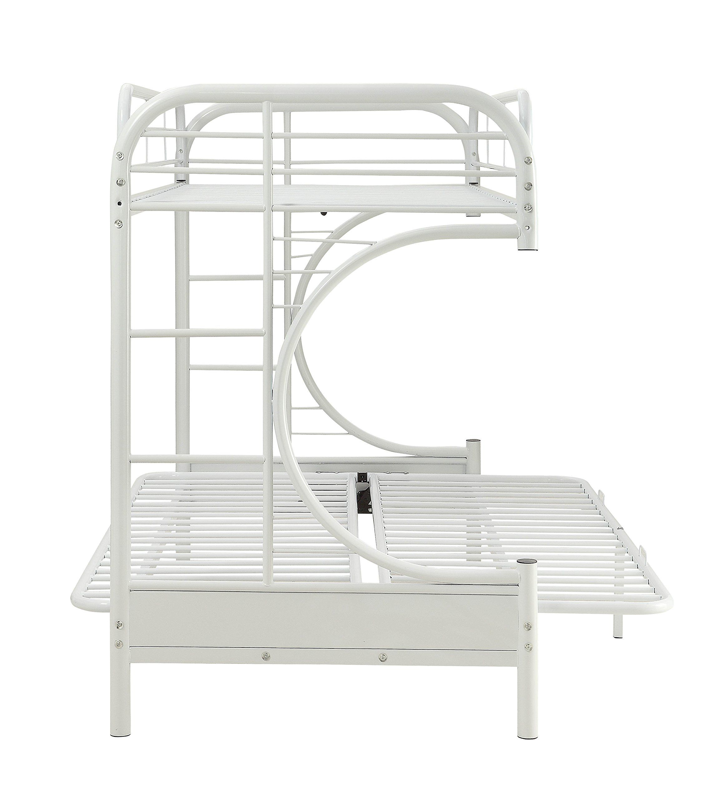 Comfortscape Cs02093wh Twin Xl Futon Bunk Bed Queen Check Out This Great Product