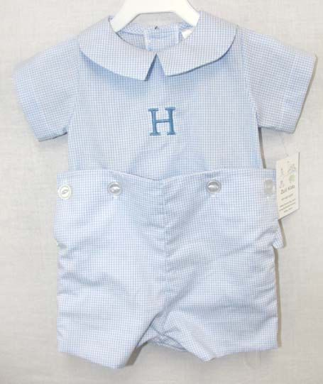 210131364 Baby Boy Easter Outfit