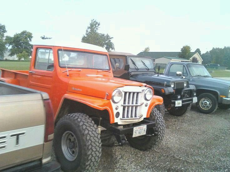 Pin By Everton Carvalho On Willys Trucks Willys Trucks Jeep Pickup
