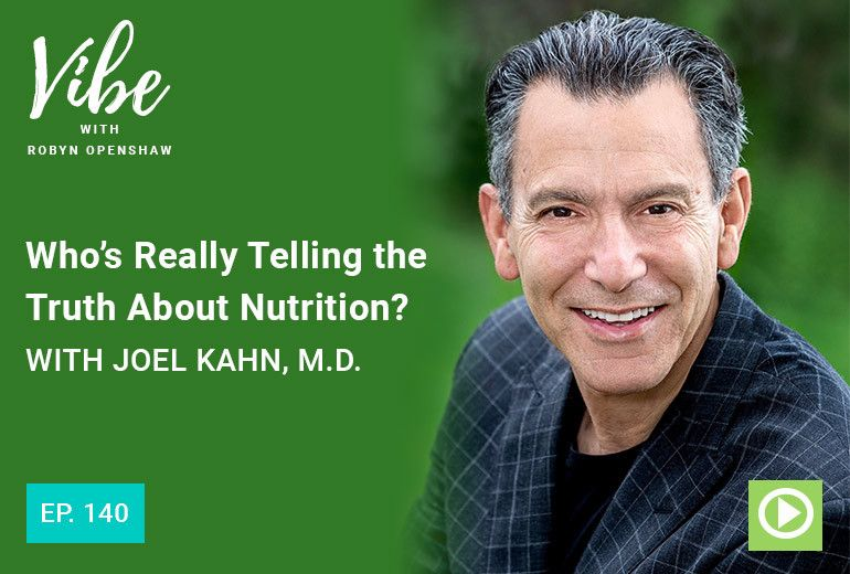 Ep 140 whos really telling the truth about nutrition