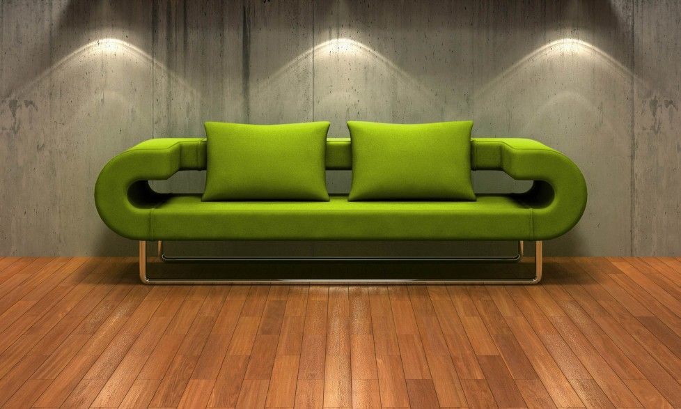 Download Modern Contemporary Living Room With Natural Concrete