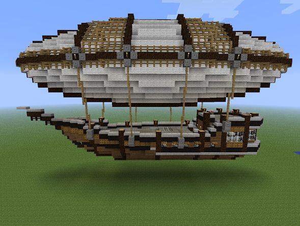 Just Add A Sail And It S A Nice Easy Ship Minecraft Architecture
