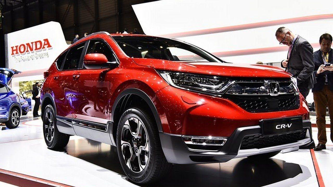New Honda Crv 2019 World Car