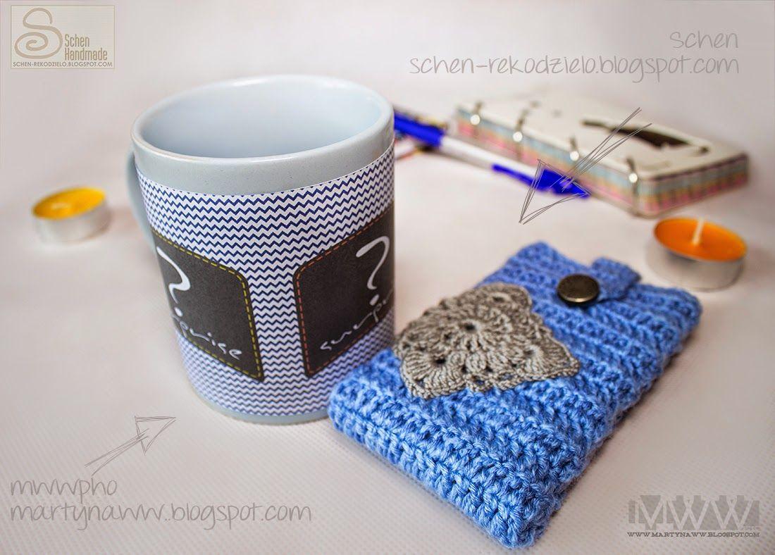 Crochet phone case ;)