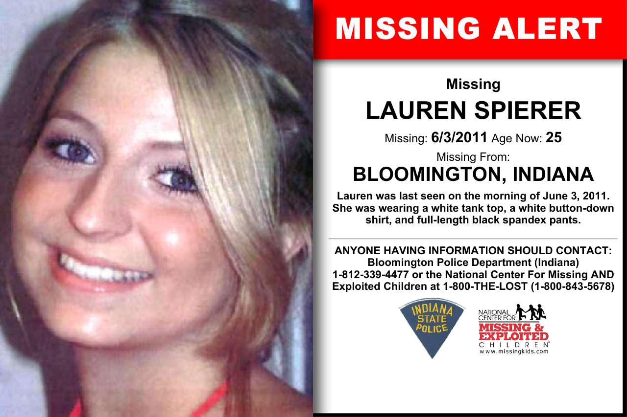 Lauren Spierer Age Now 25 Missing 06 03 2011 Missing From Bloomington In Anyone Having Info Halloween Contact Lenses Halloween Contacts Cat Eye Contacts