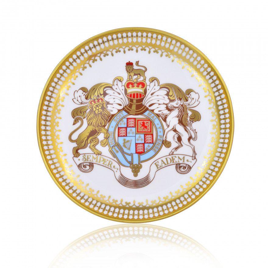 Royal Palace Crest fine bone china bonbon dish in 2020