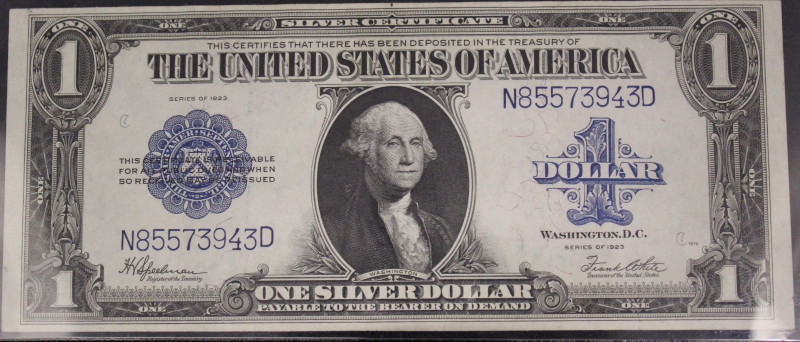 1923 fr 237 one dollar silver certificate pcgs 58 ppq choice about 1923 fr 237 one dollar silver certificate pcgs 58 ppq choice about new 1betcityfo Images