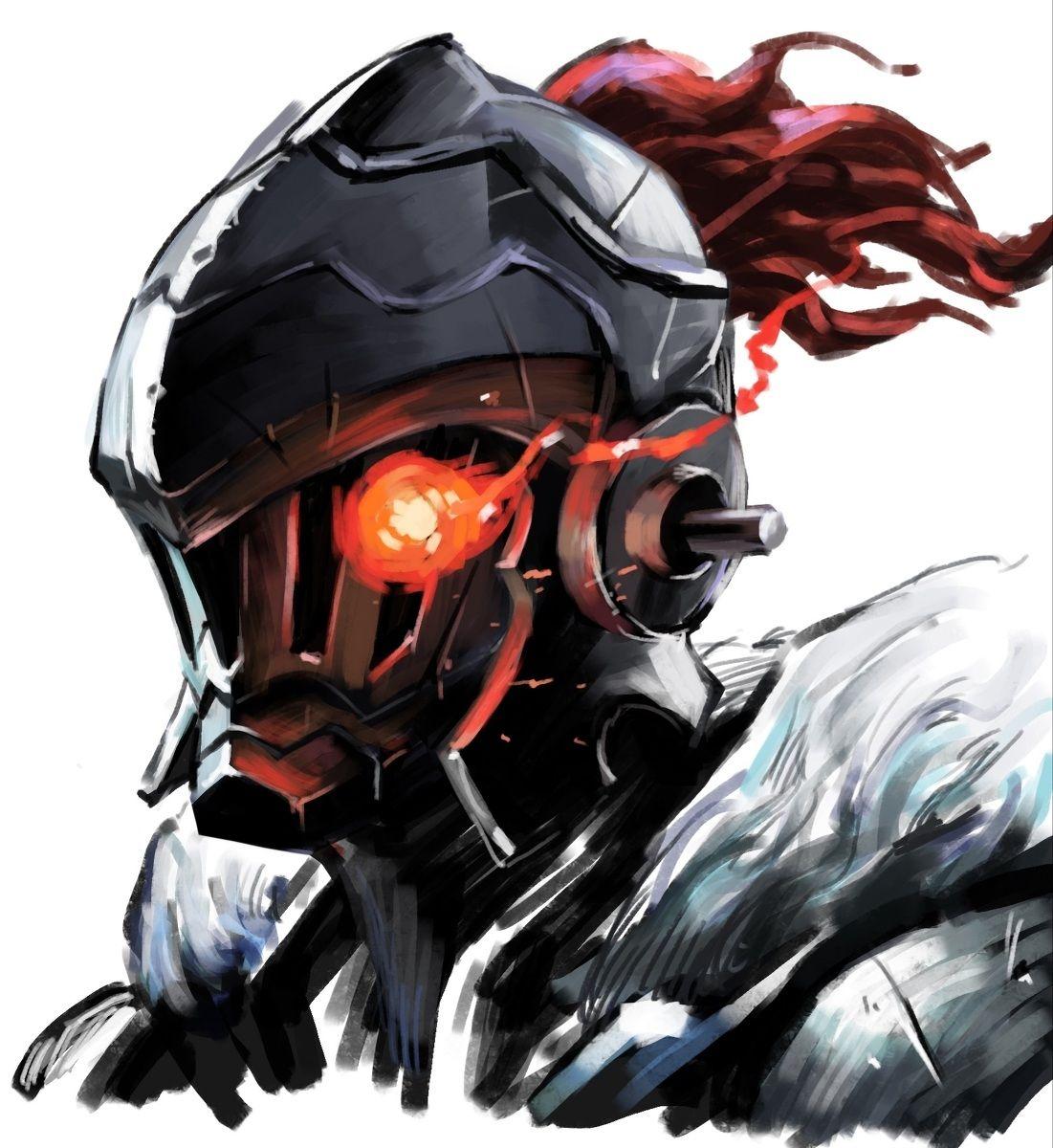 Animegame goblin slayer character goblin slayer pixivs