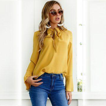 Blouse fall fashion 2017