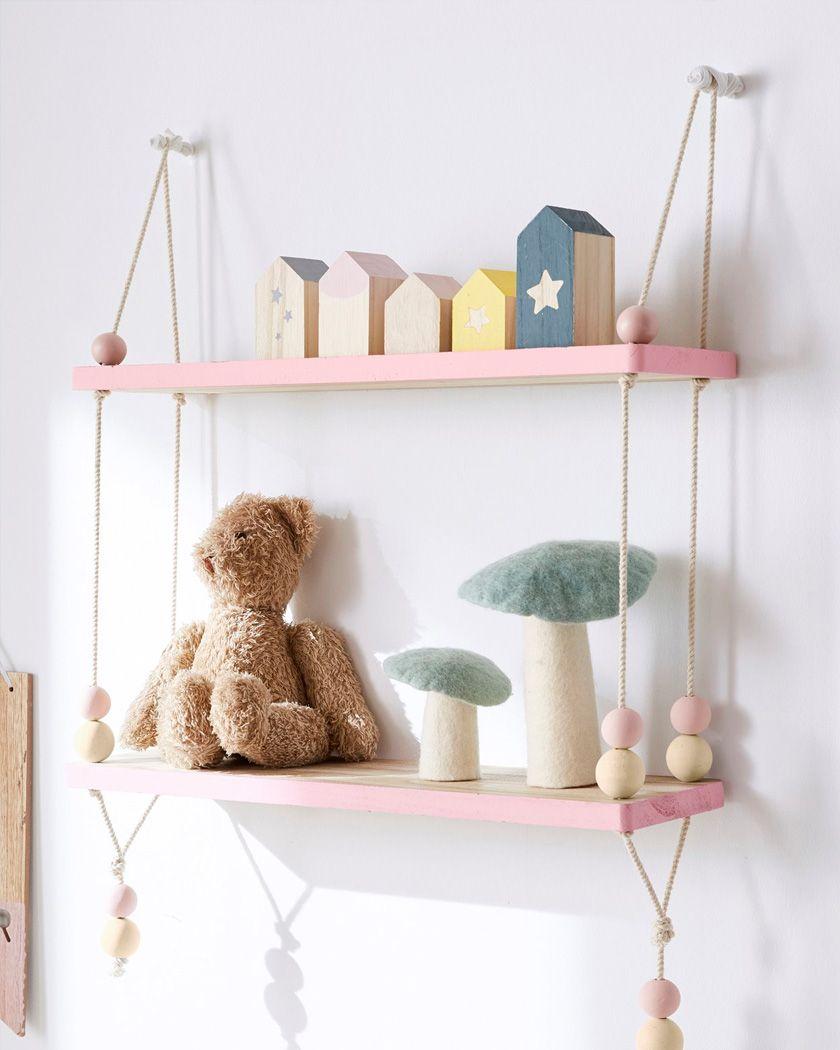 Des petits rangements pour la chambre des enfants