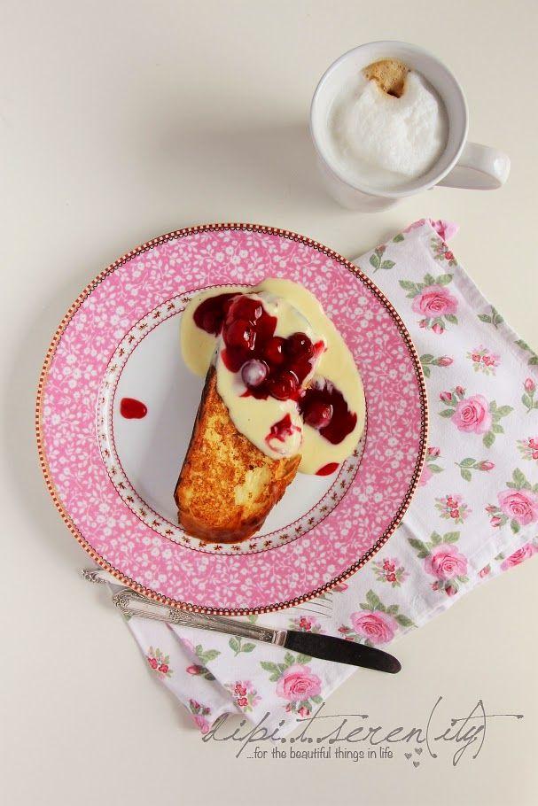 French Toast = meine Glücksküche!