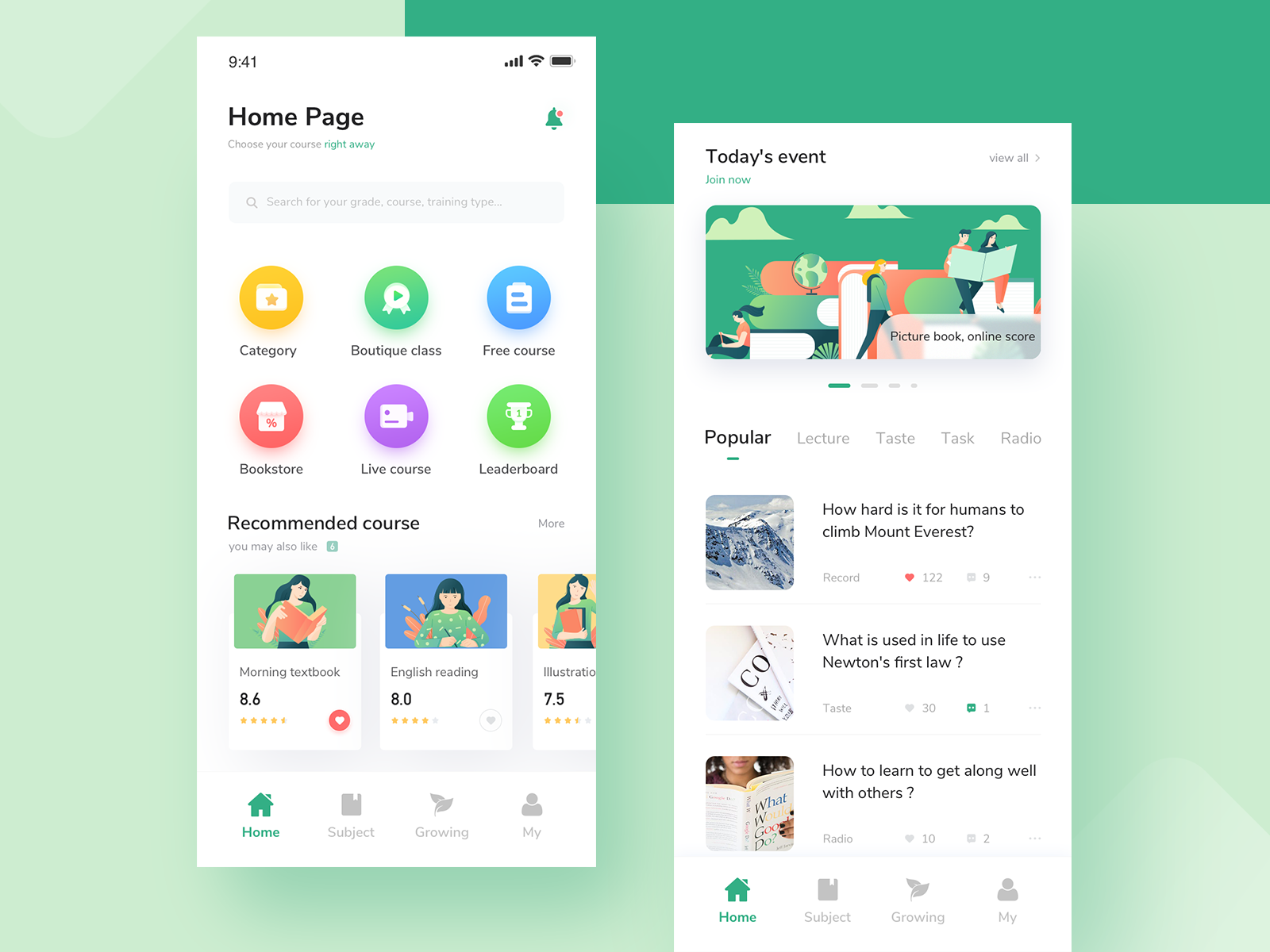 23 Best mobile template design for June 2020