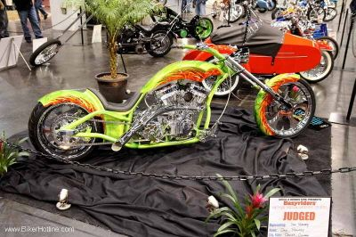"""– """"Anti-Freeze"""" is a 2011 Full Custom owned by Dan Ranney from Denver CO."""