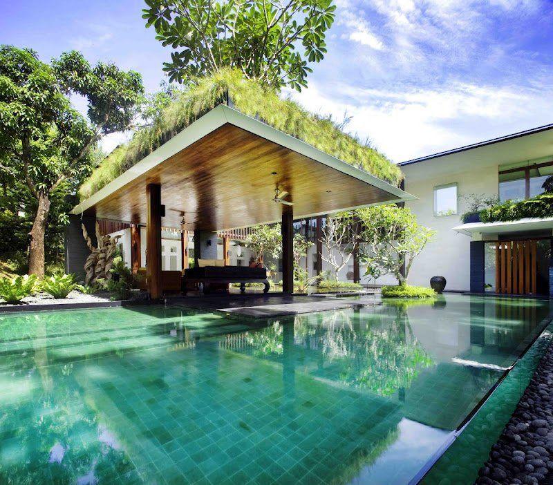 Sun House by Guz Architects  Arq Mediterrnea  Pinterest  Casas Piscinas y Arquitectura