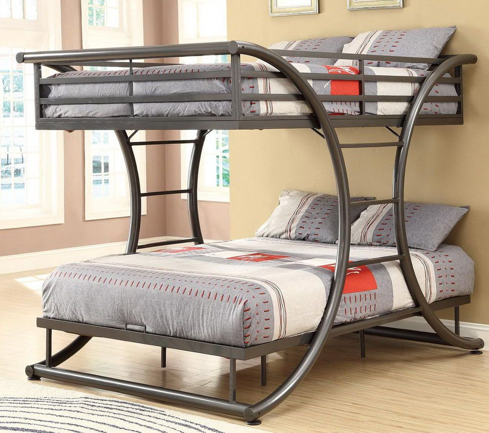 Best 30 King Size Bunk Bed Interior Designs For Bedrooms 400 x 300