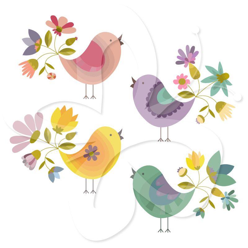 flower birds clipart 01 quilt label ideas pinterest bird rh pinterest com free clipart bird free clipart bird