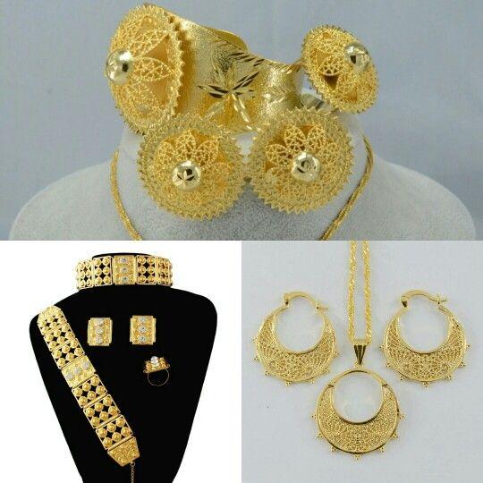 Eritrean Ethiopian Jewellery