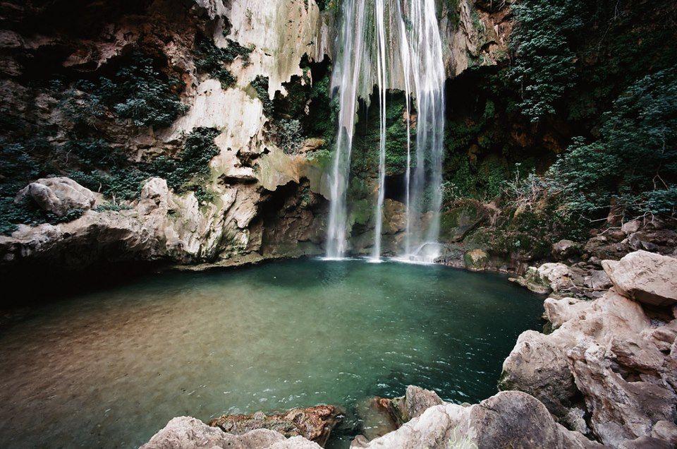 ''Akchour waterfalls''