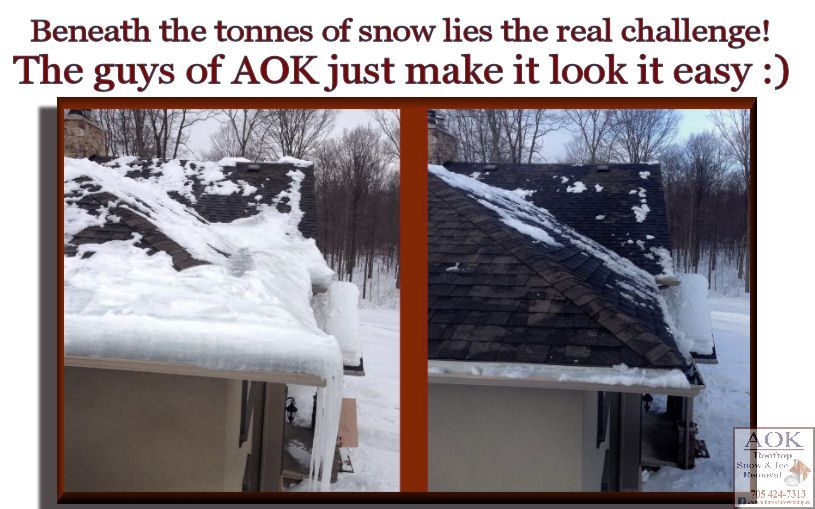 Quality Service Done The Right Way Team Aok Www Aokpressurewashing Ca You Just Can T Go Wrong With Aok Policy And Procedures Snow Ice Remover