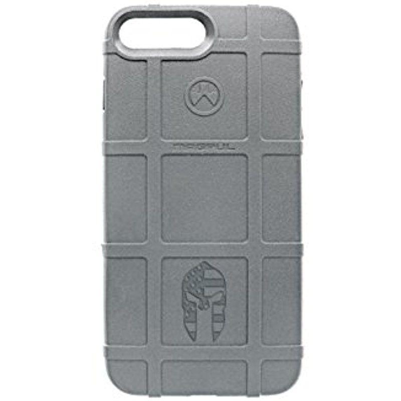 first rate 83157 c02e5 Apple iPhone 7 & 8 Plus Gray Magpul Phone Case MAG849 Custom ...