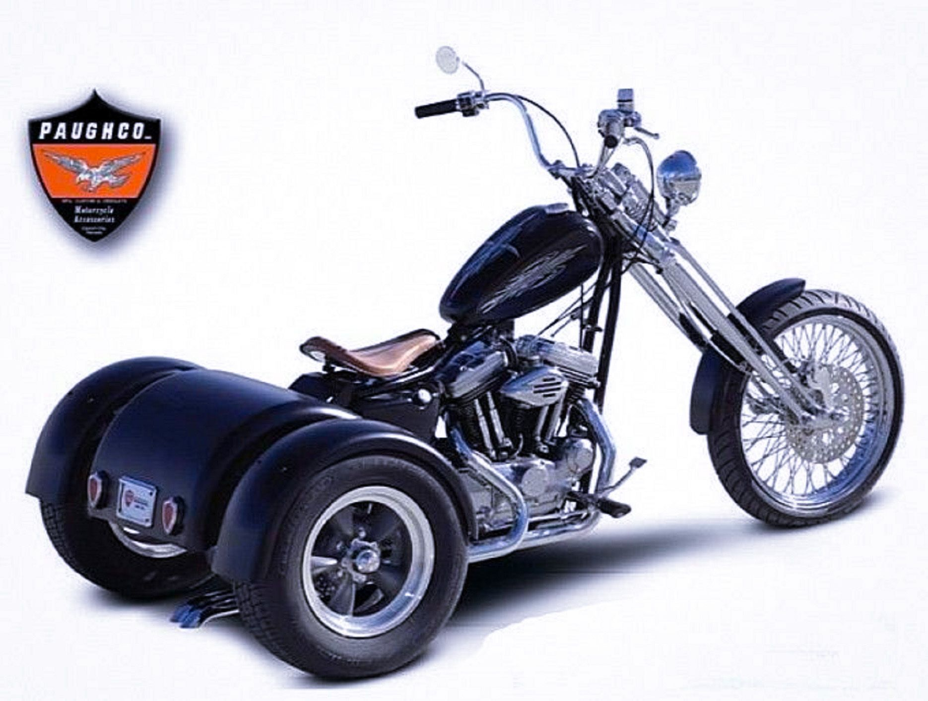 Paughco Trike Conversion Kit Http Www Paughco Com 2008 Catalog Pdf 2013 Paughco New Products Pdf Trike Kits Trike Trike Motorcycle