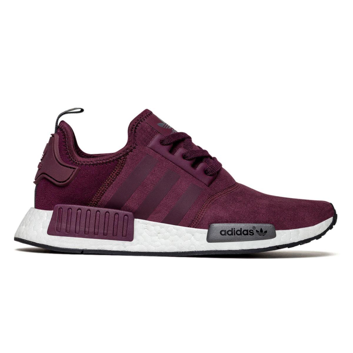 separation shoes 5e693 f7907 Adidas NMD Runner Feminino Burgundy - Maze