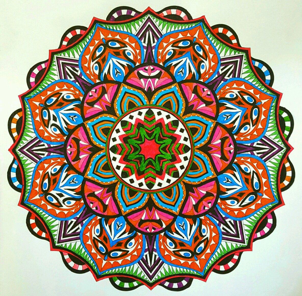 ColorIt Mandalas to Color Volume 1 Colorist: Diane Cole # ...