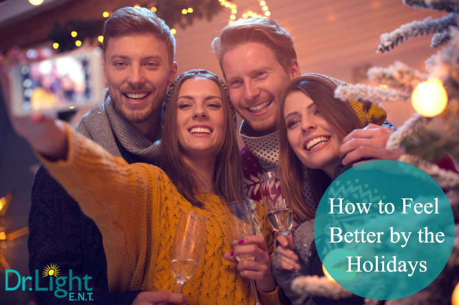 Carving turkey and opening presents are #hallmarks of what should be the happiest time of the year. However, being around family and friends can be absolute torture when you are not feeling your best. You want to be involved, but you also do not want to pass your #sickness on to others.