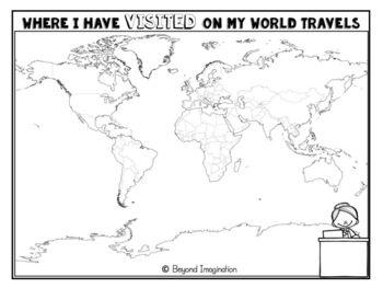 International Passport | Play Passport for Little Learners | Around