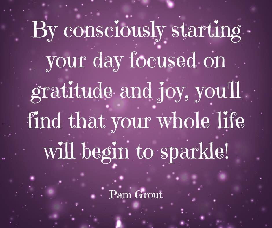 Make your life sparkle