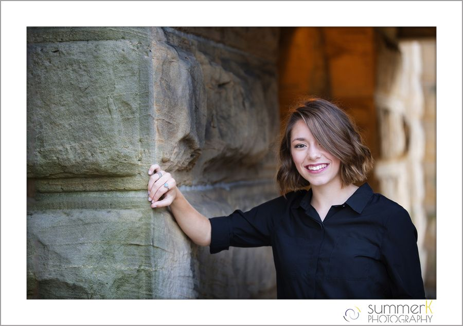 SummerK Photography: Emma. Senior Class, 2016