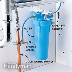Canister For Under Sink Filter: Does Your Tap Water Taste Bad? In This