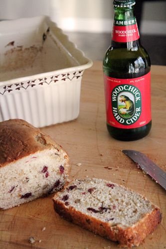 Post image for Woodchuck Hard Cider Bread